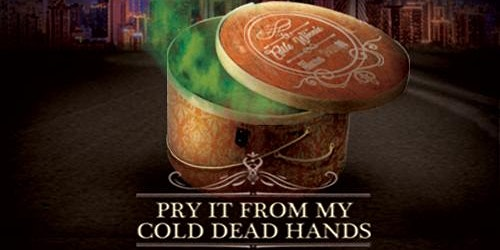 Pry It From My Cold Dead Hands by Edele Winnie