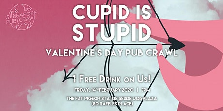 ★ Stupid Cupid Pub Crawl ★ tickets