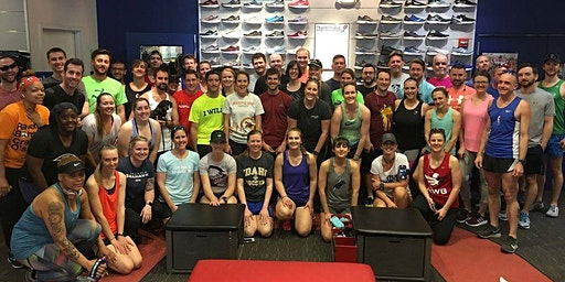 Locust Point Thursday Night Pub Runs
