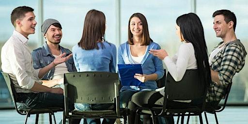 Entrevue de groupe - Emploi en conseil financier