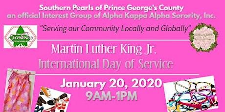 Dr. Martin Luther King, Jr. International Day of ServiceMLK   tickets