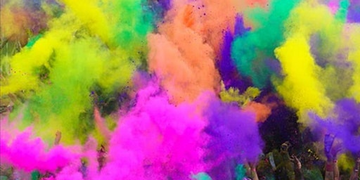 A Blast of Colour Fun Run