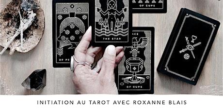 INITIATION AU TAROT billets
