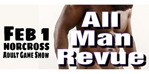Norcross (Atlanta Area) - Adult Game Show: All Man...