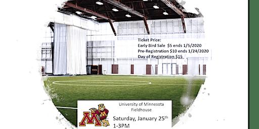 Blaster Battles University of Minnesota