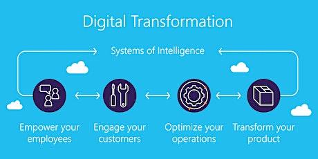 Digital Transformation Training in Aberdeen | Introduction to Digital Transformation training for beginners | Getting started with Digital Transformation | What is Digital Transformation | January 20 - February 12, 2020 tickets