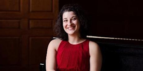 """Bach to the Future"": Piano 4-hands: Rita Rovenskaya & Anna Keiserman tickets"