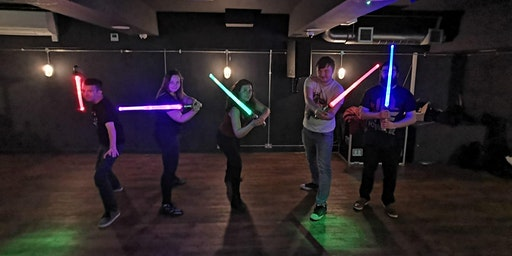 1 Day Sabre Workshop - Choreograph and film your own Sabre fight!