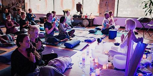 Meditation Sound Bath Moorpark   Kundalini Yoga Before
