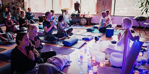 Kundalini Yoga Moorpark   Meditation Sound-Bath After