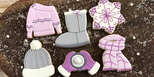 SNOW Much Fun! - January Beginner Cookie Decorating Class
