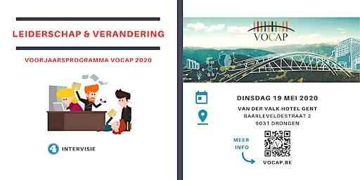 VOCAP Themareeks Leiderschap & Verandering | Deel 4: Intervisie