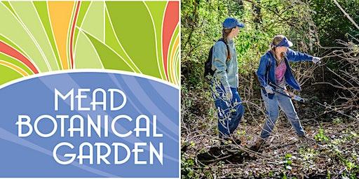 Habitat Restoration Team, April 25th