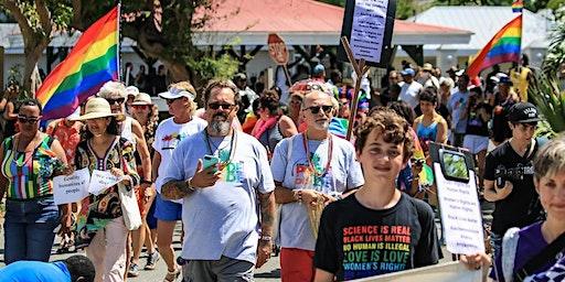 2020 STX Gay Pride Parade
