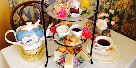 Coral House High Tea with Yarn Geek Boutique tickets