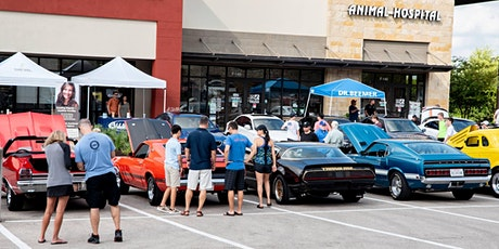 Cars & Cookies - Family Friendly Cars Show in Steiner Ranch tickets