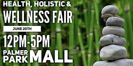 Health, Holistic & Wellness Fair tickets