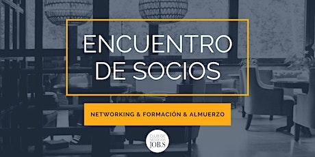 Encuentro de Socios Madrid entradas