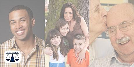 Free Child Custody Clinic 2020 tickets