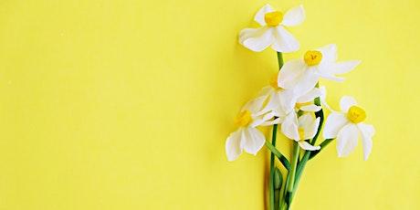 Spring Workshop - Beautiful Bulbs tickets