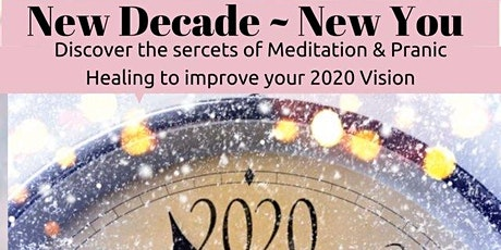 New Decade ~ New You Seminar with Katherine Mc Kenna in Dublin tickets
