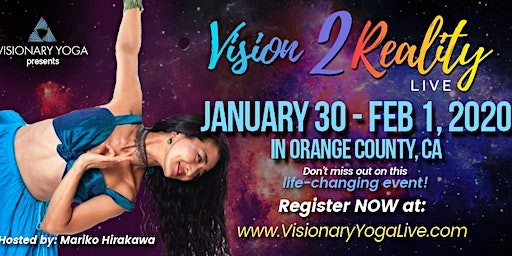 Vision2Reality LIVE!
