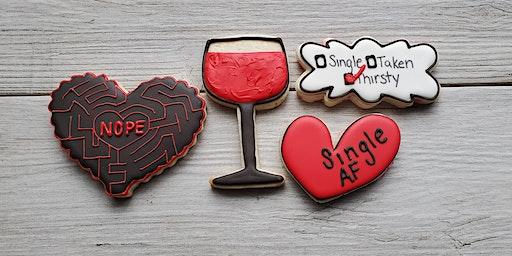 Un Valentine's Day Cookie Class