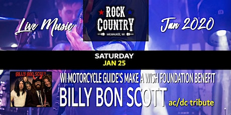 AC/DC Tribute #MakeAWishWisconsin Benefit at Rock Country! tickets