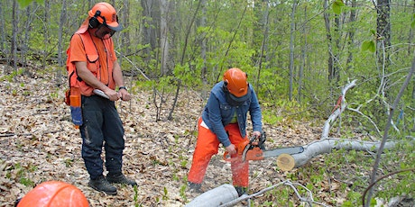 Basic Chainsaw Use & Safety for Beginners, April 14 (Tuesday), 2020 tickets