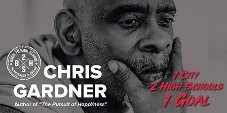 Dinner with Chris Gardner: Back To High School - Permission To Dream tickets