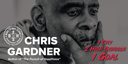 Dinner with Chris Gardner: Back To High School - Permission To Dream