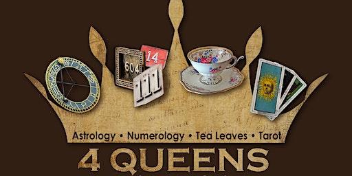 Absolutely Fabulous Presents Astrology, Numerology, Tea Leaves & Tarot!