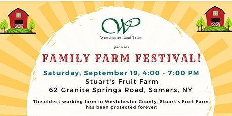 FAMILY FARM FESTIVAL! tickets
