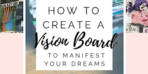 Her Paint Shop : 2020 Vision Board Workshop