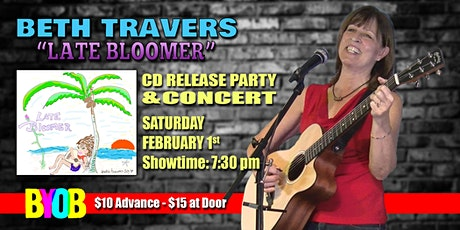 Beth Travers - Late Bloomer tickets