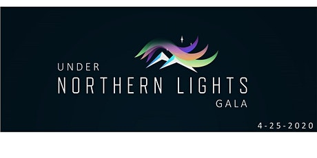 Under Northern Lights Gala 2020 tickets