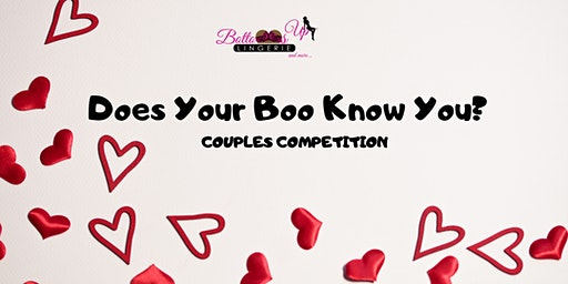 Does Your Boo Know You?