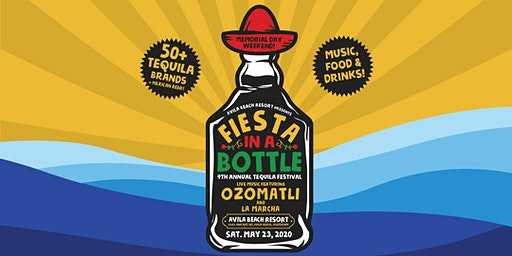 Fiesta In A Bottle - 9th Annual Tequila Festival