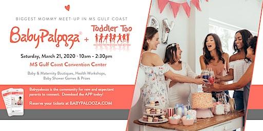 Babypalooza Baby & Maternity Expo - Biloxi / Gulfport, MS  2020