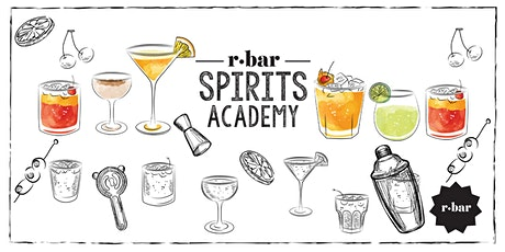 Infusions & Syrups: Cocktail Workshop with r.bar Spirits Academy tickets