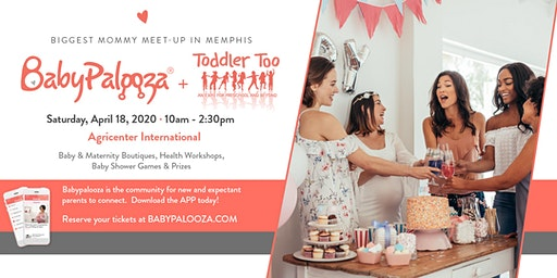 Babypalooza Baby & Maternity Expo - Memphis, TN 2020