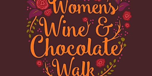 Women's Wine and Chocolate Walk 2020