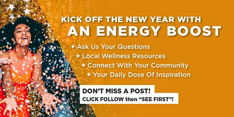 How To Detox from the Holidays! tickets