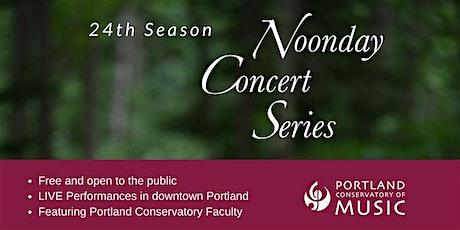 Noonday Concert Series: Kimberly Lehmann tickets