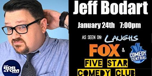 Jeff Bodart - Five Star Comedy Club