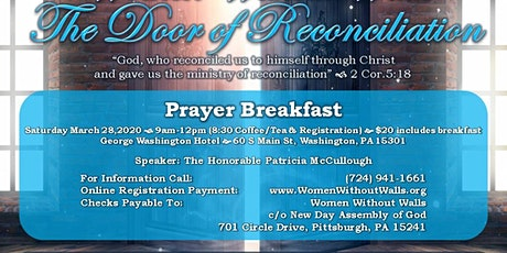 Women Without Walls Prayer Breakfast tickets