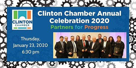 Clinton Chamber Annual Celebration 2020 tickets
