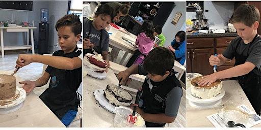 "Kids ""Ace"" the Cake: Cupcake Camp"