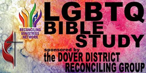 A Biblical Study Affirming LGBTQ Inclusion - Wesley UMC, Dover - February 1, 2020