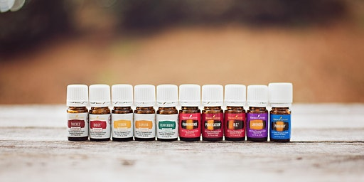 Young Living Day - Health & Wellness with Essential Oils